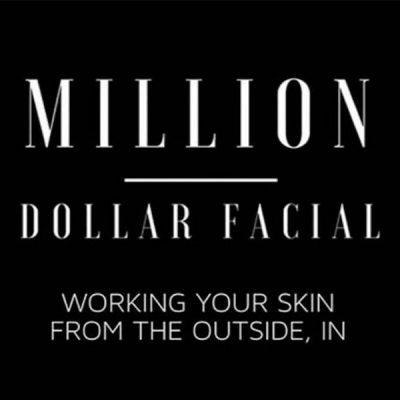 Million Dollar Facial Cover